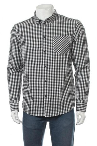 Мъжка риза Your Turn, Размер M, Цвят Многоцветен, Памук, Цена 8,98лв.
