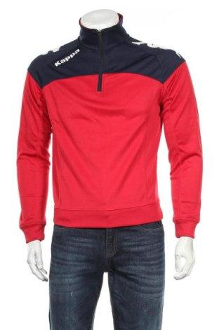 Мъжка спортна блуза Kappa, Размер M, Цвят Червен, Цена 19,95лв.