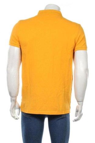 Мъжка тениска Bendorff, Размер M, Цвят Жълт, Памук, Цена 21,00лв.