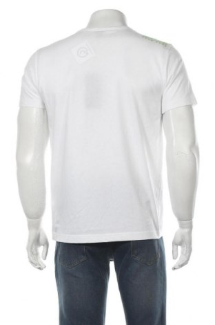Мъжка тениска Hugo Boss, Размер M, Цвят Бял, Памук, Цена 81,12лв.