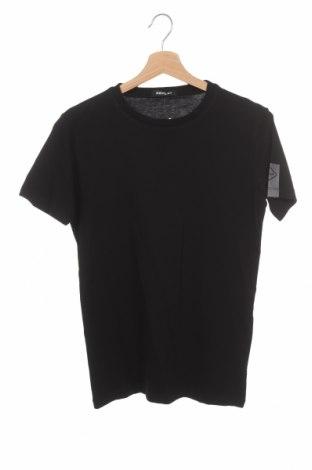 Мъжка тениска Replay, Размер XS, Цвят Черен, Памук, Цена 44,55лв.
