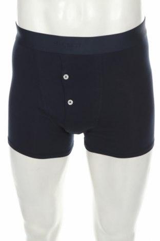 Pánske boxserky Hackett, Velikost M, Barva Modrá, 95% bavlna, 5% elastan, Cena  270,00Kč