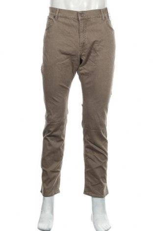 Blugi de bărbați Brax, Mărime XL, Culoare Bej, 89% bumbac, 11% elastan, Preț 98,65 Lei