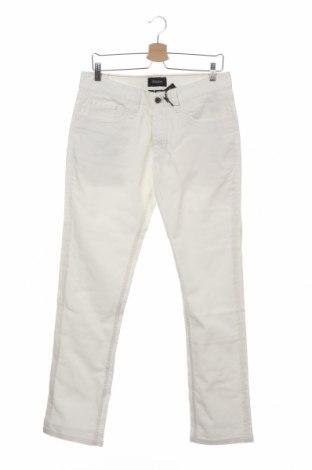 Мъжки дънки Brixton, Размер M, Цвят Бял, Памук, Цена 26,22лв.