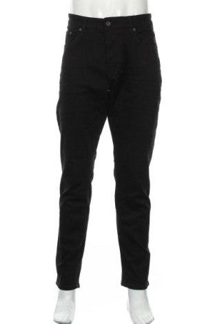 Pánské džíny  C&A, Velikost XL, Barva Černá, 99% bavlna, 1% elastan, Cena  439,00Kč
