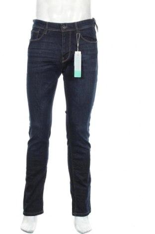 Мъжки дънки Esprit, Размер M, Цвят Син, 98% памук, 2% еластан, Цена 28,29лв.