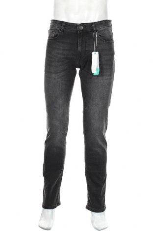 Мъжки дънки Esprit, Размер M, Цвят Сив, 92% памук, 8% еластан, Цена 31,05лв.