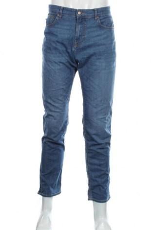 Мъжки дънки Joola, Размер L, Цвят Син, 80% памук, 18% полиестер, 2% еластан, Цена 20,72лв.