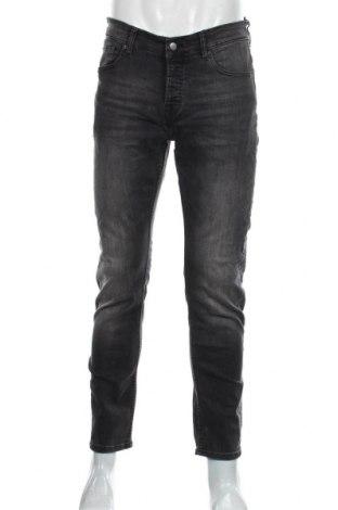 Мъжки дънки Only & Sons, Размер M, Цвят Сив, 99% памук, 1% еластан, Цена 28,32лв.