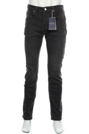 Мъжки дънки Paul Hunter, Размер M, Цвят Сив, 98% памук, 2% еластан, Цена 30,42лв.