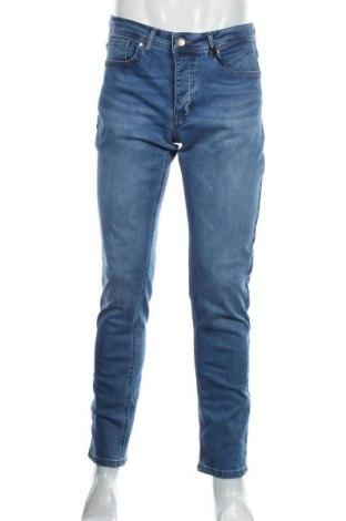 Мъжки дънки Paul Hunter, Размер M, Цвят Син, 98% памук, 2% еластан, Цена 31,97лв.