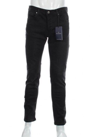 Мъжки дънки Paul Hunter, Размер M, Цвят Черен, 98% памук, 2% еластан, Цена 38,87лв.