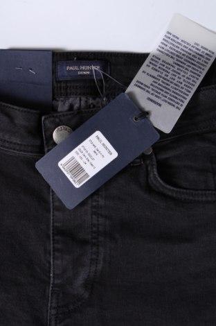 Мъжки дънки Paul Hunter, Размер M, Цвят Черен, 98% памук, 2% еластан, Цена 126,75лв.