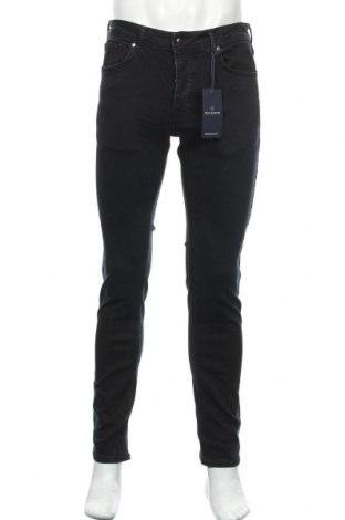 Мъжки дънки Paul Hunter, Размер L, Цвят Син, 98% памук, 2% еластан, Цена 39,75лв.