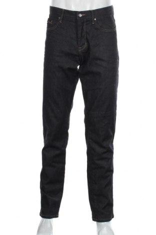 Pánské džíny  S.Oliver, Velikost L, Barva Modrá, 98% bavlna, 2% elastan, Cena  949,00Kč