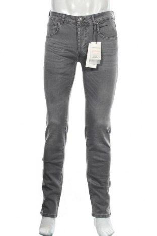Мъжки дънки Sondag & Sons, Размер M, Цвят Сив, 98% памук, 2% еластан, Цена 28,98лв.