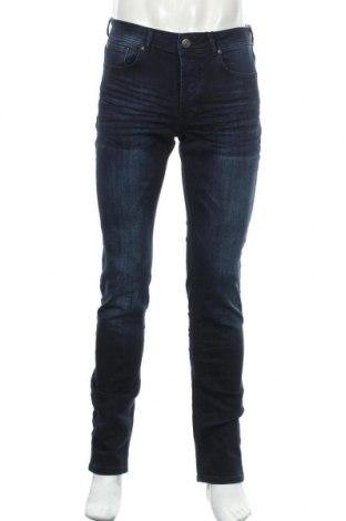 Мъжки дънки Sondag & Sons, Размер M, Цвят Син, 98% памук, 2% еластан, Цена 31,74лв.