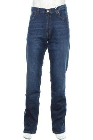 Pánské džíny  Wrangler, Velikost L, Barva Modrá, 76% bavlna, 12% lyocell, 11% polyester, 1% elastan, Cena  1053,00Kč