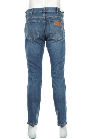 Pánské džíny  Wrangler, Velikost L, Barva Modrá, 90% bavlna, 8% polyester, 2% elastan, Cena  1837,00Kč