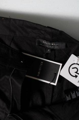 Мъжки къс панталон Religion, Размер M, Цвят Черен, Памук, Цена 37,92лв.
