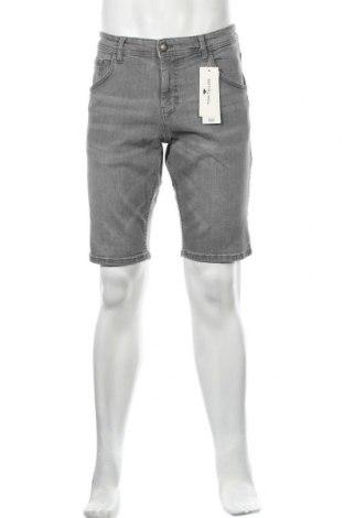 Pánské kraťasy Tom Tailor, Velikost XL, Barva Šedá, 98% bavlna, 2% elastan, Cena  470,00Kč