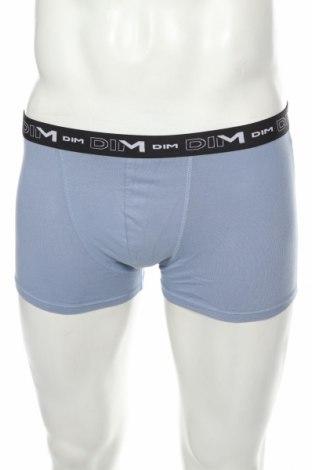 Pánský komplet  Dim, Velikost S, Barva Modrá, 96% bavlna, 4% elastan, Cena  274,00Kč