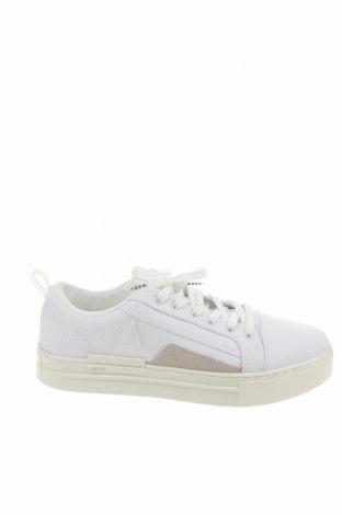 Ανδρικά παπούτσια ARKK, Μέγεθος 42, Χρώμα Λευκό, Κλωστοϋφαντουργικά προϊόντα, φυσικό σουέτ, Τιμή 39,20€