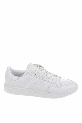 Ανδρικά παπούτσια Adidas Originals, Μέγεθος 45, Χρώμα Λευκό, Γνήσιο δέρμα, δερματίνη, Τιμή 41,52€