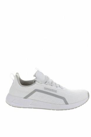 Ανδρικά παπούτσια Bugatti, Μέγεθος 45, Χρώμα Λευκό, Κλωστοϋφαντουργικά προϊόντα, Τιμή 41,52€