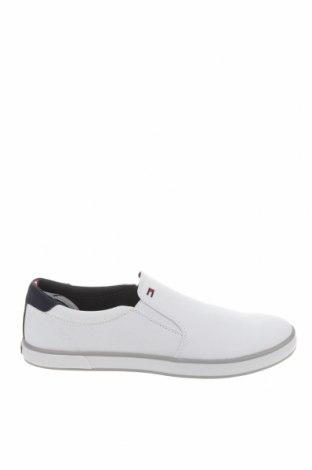 Ανδρικά παπούτσια Tommy Hilfiger, Μέγεθος 42, Χρώμα Λευκό, Κλωστοϋφαντουργικά προϊόντα, Τιμή 34,56€