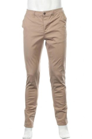 Pánské kalhoty  ASOS, Velikost M, Barva Hnědá, 98% bavlna, 2% elastan, Cena  144,00Kč