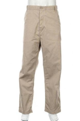 Мъжки панталон Adidas Originals, Размер XL, Цвят Бежов, Памук, Цена 11,81лв.