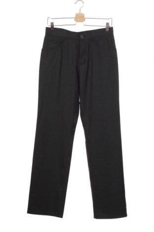 Мъжки панталон Alberto, Размер S, Цвят Сив, Цена 9,71лв.