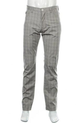 Мъжки панталон Alberto, Размер M, Цвят Кафяв, 97% памук, 3% еластан, Цена 10,24лв.