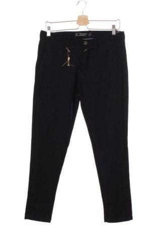 Мъжки панталон Alcott, Размер S, Цвят Син, 64% полиестер, 34% вискоза, 2% еластан, Цена 9,98лв.