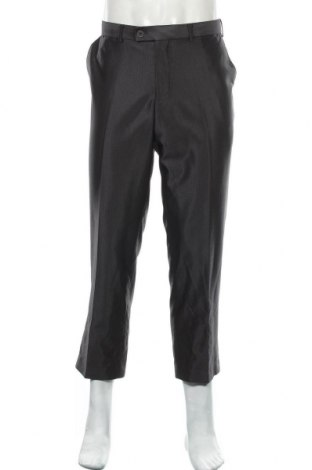 Мъжки панталон Angelo Litrico, Размер XL, Цвят Сив, 80% полиестер, 20% вискоза, Цена 18,74лв.