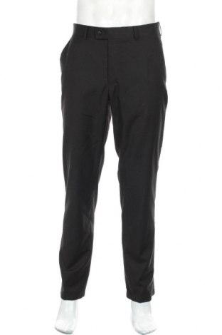 Мъжки панталон Angelo Litrico, Размер M, Цвят Черен, 65% полиестер, 35% вискоза, Цена 7,35лв.