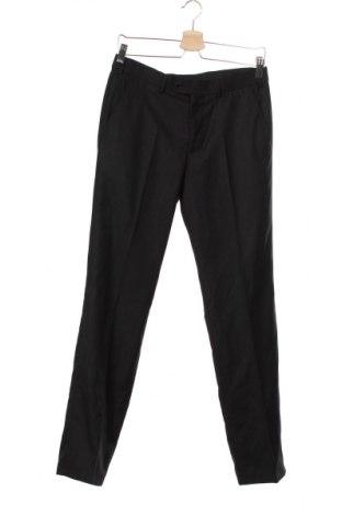 Мъжки панталон Angelo Litrico, Размер S, Цвят Черен, 90% полиестер, 10% вискоза, Цена 9,56лв.