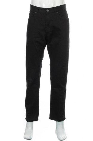 Мъжки панталон Angelo Litrico, Размер L, Цвят Черен, Памук, Цена 7,72лв.