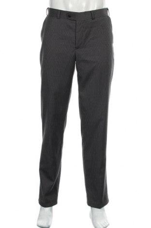 Мъжки панталон Angelo Litrico, Размер M, Цвят Сив, 70% полиестер, 30% вискоза, Цена 5,51лв.