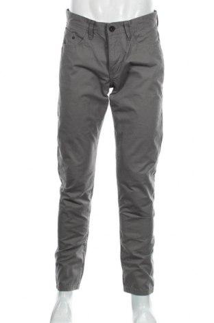 Мъжки панталон Angelo Litrico, Размер M, Цвят Сив, Памук, Цена 6,83лв.