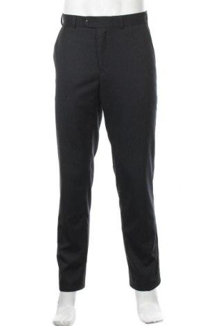 Мъжки панталон Angelo Litrico, Размер M, Цвят Черен, 69% полиестер, 29% вискоза, 2% еластан, Цена 10,66лв.