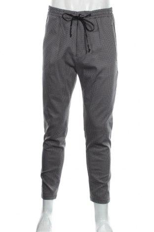 Мъжки панталон Drykorn for beautiful people, Размер L, Цвят Сив, 70% памук, 26% полиамид, 4% еластан, Цена 50,12лв.