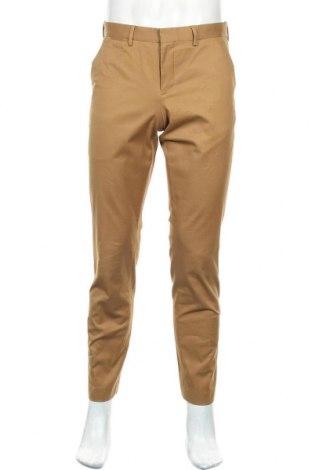 Мъжки панталон Express, Размер S, Цвят Кафяв, 98% памук, 2% еластан, Цена 7,35лв.