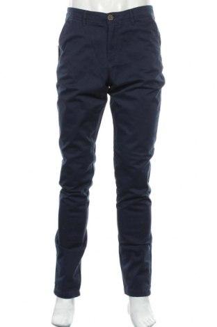 Pánské kalhoty  Jack & Jones, Velikost M, Barva Modrá, 98% bavlna, 2% elastan, Cena  350,00Kč