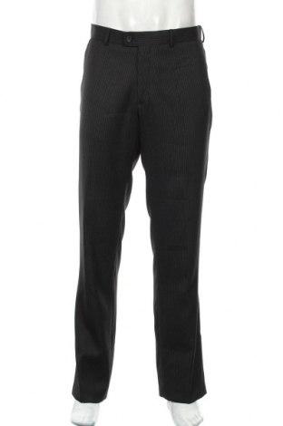 Мъжки панталон Jack Ashore, Размер M, Цвят Черен, 80% полиестер, 20% вискоза, Цена 7,35лв.