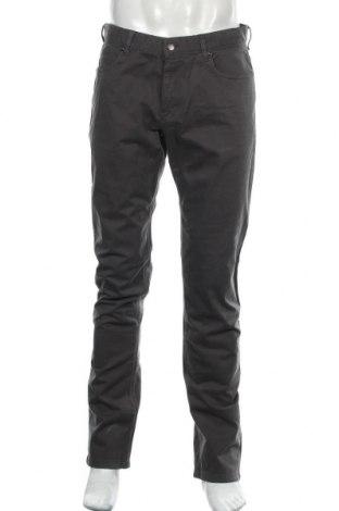 Мъжки панталон Joop!, Размер L, Цвят Сив, 99% памук, 1% еластан, Цена 152,55лв.