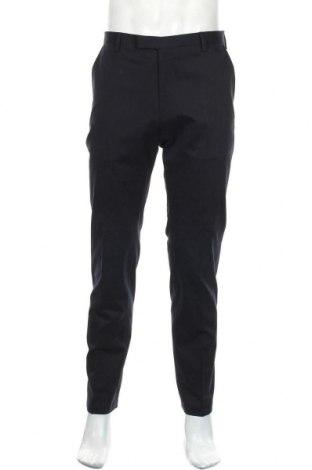 Мъжки панталон Joop!, Размер L, Цвят Син, 97% памук, 3% еластан, Цена 61,02лв.