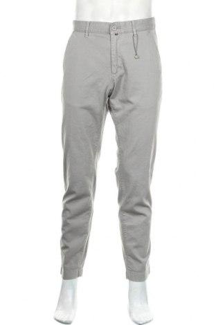 Мъжки панталон Marc O'Polo, Размер L, Цвят Сив, 98% памук, 2% еластан, Цена 44,52лв.