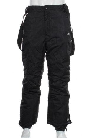 Мъжки панталон за зимни спортове Trespass, Размер M, Цвят Черен, Полиестер, Цена 89,46лв.